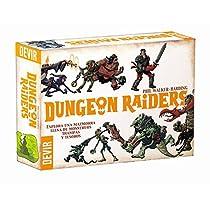 Devir Dungeon Raiders, única (BGHRAI)