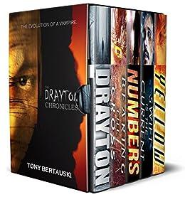 The Drayton Chronicles: Evolution of a Vampire by [Bertauski, Tony]