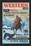 img - for 5 tolle Wildwest-Romane: Western Gro band Januar 2018 (German Edition) book / textbook / text book