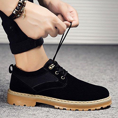Resistant Feifei Uomo slip 2 scarpe Leisure Non Winter Colours Winter Non Wear   bf0ab8