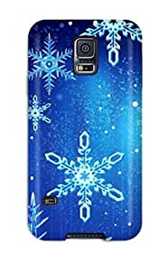 Galaxy Case - Tpu Case Protective For Galaxy S5- Beautiful Beautiful Star For Christmas