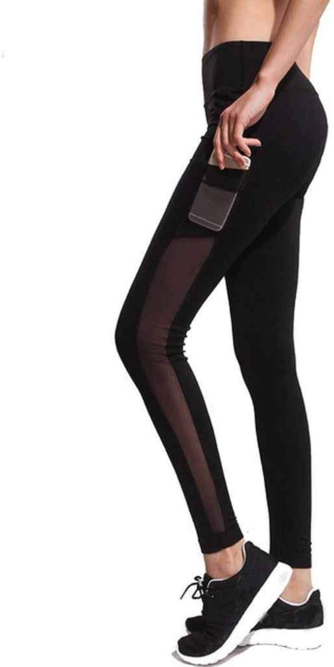 Amazon.com: Goddessvan Leggings de cintura alta para mujer ...