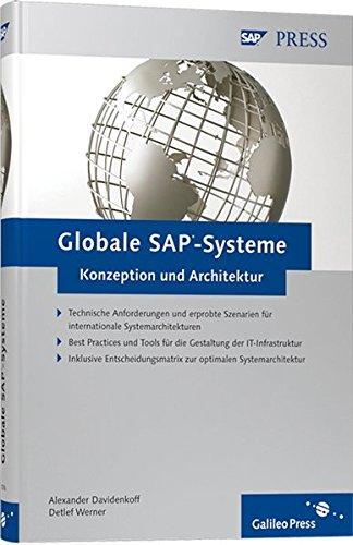 Globale SAP-Systeme – Konzeption und Architektur (SAP PRESS)