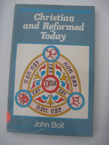 Christian and Reformed Today