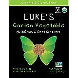 Luke's Organic Garden Vegetable Crackers (6x3.5 OZ)