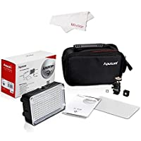 Aputure Amaran AL-H198 High CRI 95+ LED Video Light for Canon Nikon Olympus Camcorder