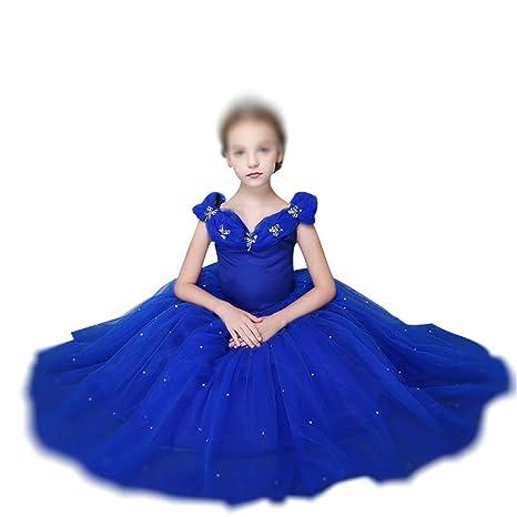 Peggy Gu Vestido de los niños de la Muchacha de la Princesa ...