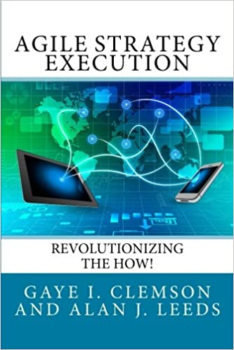 Book Agile Strategy Execution: Revolutionizing the How!