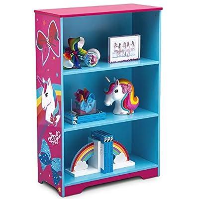 Deluxe 3 Shelf Bookcase