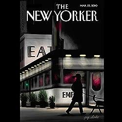 The New Yorker, March 22, 2010 (Jeffrey Toobin, Elizabeth Kolbert, John McPhee)