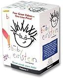 Baby Einstein Gift Pack Volume 1 (Baby Bach/Baby Newton/Language Nursery/Baby Shakespeare) [VHS]