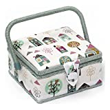 HobbyGift HGS/114 | Small Sewing Basket Home Design