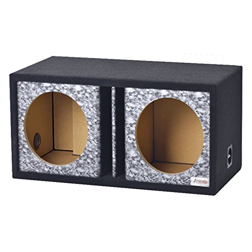 Atrend 15DVR Reaper Black Subwoofer Enclosure