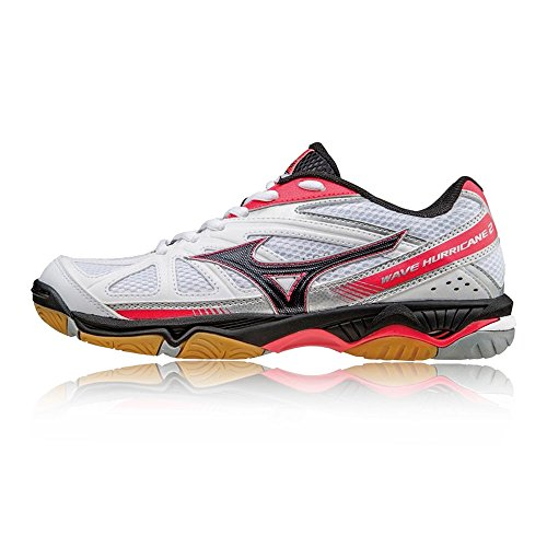 Mizuno Damen Wave Hurricane Wos Volleyballschuhe Pink