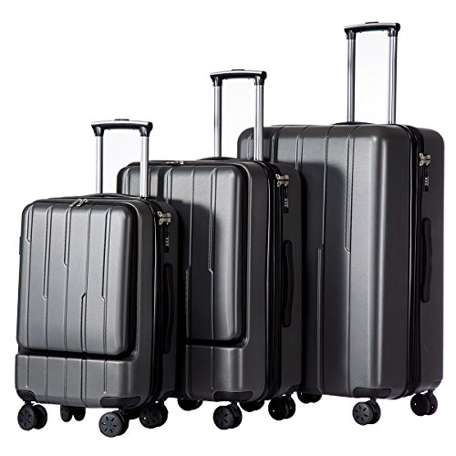 Coolife-Luggage-Expandable-Suitcase-3-Piece-Set-with-TSA-Lock-with-Computer-Pocket