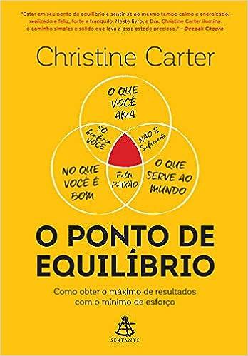 78bf4a960 O ponto de equilíbrio: Como Obter O Máximo De Resultados Com O Mínimo De  Esforço - 9788543103464 - Livros na Amazon Brasil