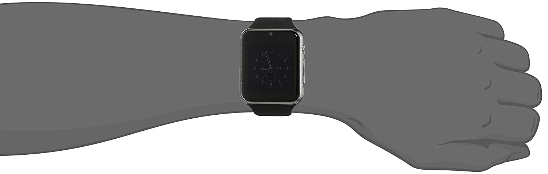 PRIXTON SW 15B Reloj Inteligente, Compatible con iOS y Android ...