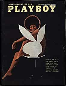 Amazon.com: Playboy Magazine, October 1971 (Vol. 18, No. 10 ...