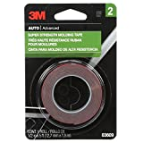 "3M 03609 Scotch-Mount 1/2"" x 5' Molding Tape"