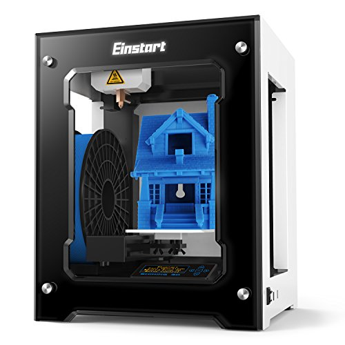 Shining 3D Einstart S Desktop 3D Printer (Metal Framework, 160mm Build Size,...