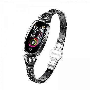 SJUTALR Relojes Deportivos Lujoso Smartwatch Mujer Señora ...