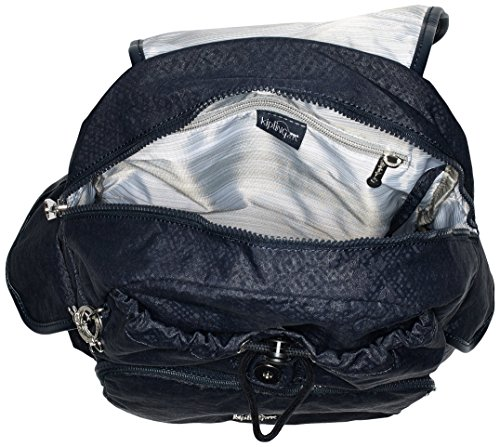 Backpack Womens Shimmer Handbag Basket Kipling City Black Pack A1qwtqgTx