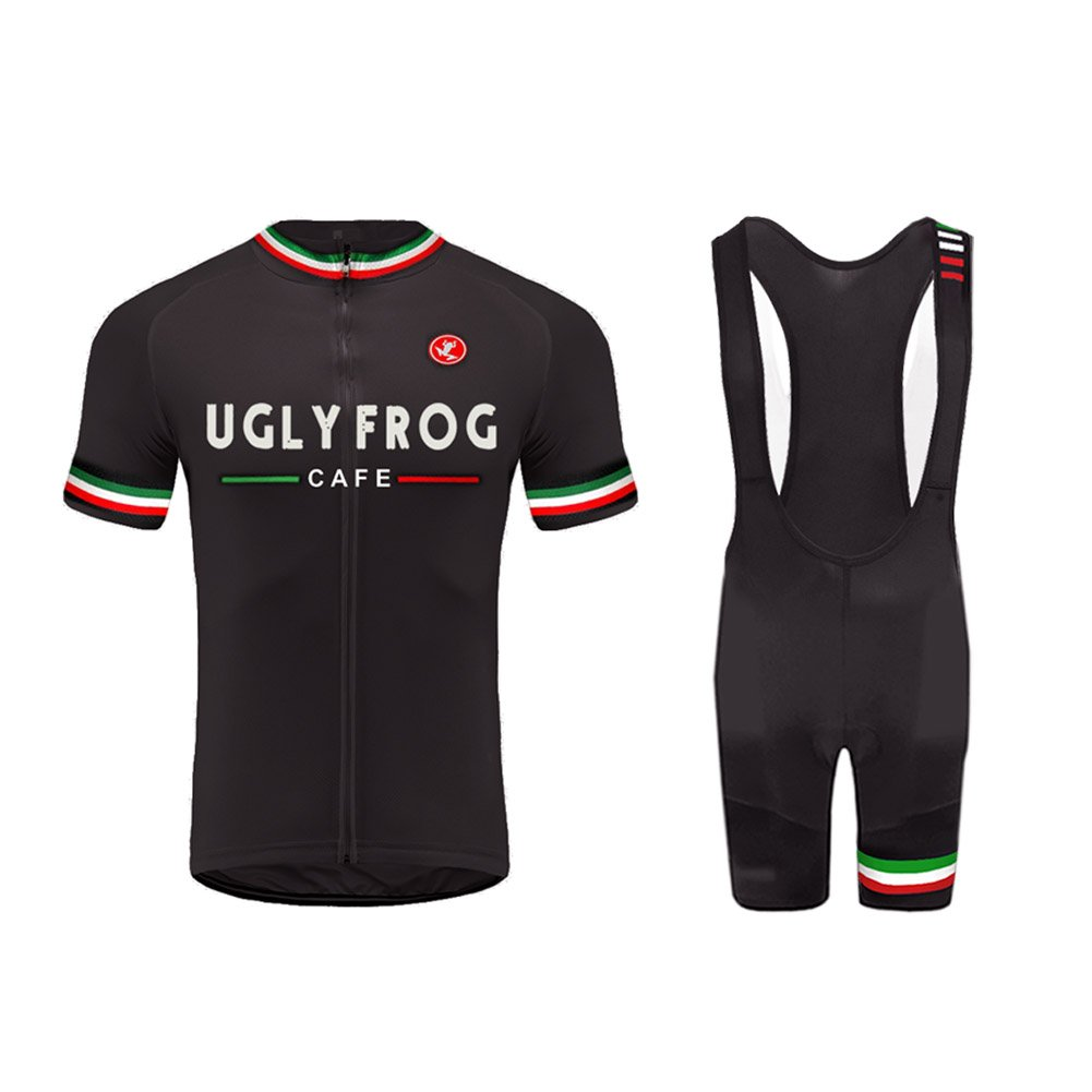 Uglyfrog Cycling Jersey 2018 New Mens Summer Outdoor Sports Fashion Short Sleeve Cycling Jerseys Bike Shirts Bicycle Tops SWJ03