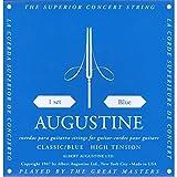 Augustine Classic Blue set, High Tension Classical Guitar Strings