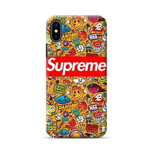 new products fb02c 8e3bd Amazon.com: Inspired by Supreme phone case Supreme iPhone case 7 ...