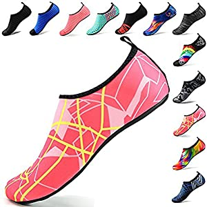 STEELEMENT. Water Shoes Yoga Shoes Men & Women Sports Yoga Socks Perfect Stockings Hiking Climbing Swimming Athletic Travel(WS08-38)