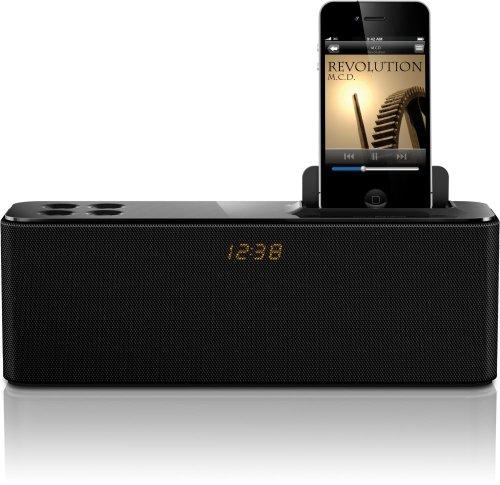 Philips Docking Speaker iPhone Display