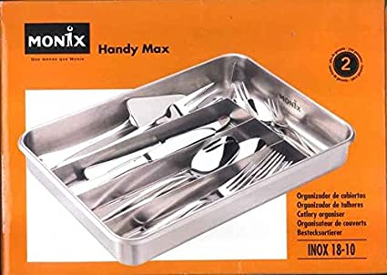 Monix - Cubertero inox