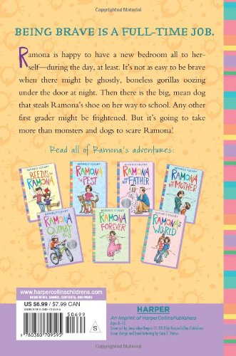 Ramona the brave beverly cleary jacqueline rogers 9780380709595 ramona the brave beverly cleary jacqueline rogers 9780380709595 amazon books fandeluxe Gallery