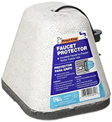 Frost King FC1 Outdoor Foam Faucet Cover...