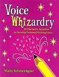 Voice Whizardry, Maity Schrecengost, 0929895673