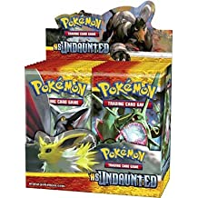 Pokemon Undaunted (HS3) Booster Box ( 36 packs ) [Toy]