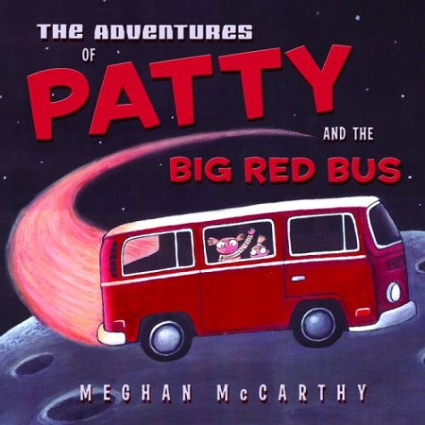 Adventures of Patty and the Big Red Bus ebook