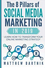 ★★Now when you purchase the paperback version of this book you get the Kindle version FOR FREE.★★Master Social Media Marketing, and you master the game.81% of the Population of the USA are active social media users. That is a captive audienc...