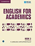 img - for English for Academics 2 Book with Online Audio book / textbook / text book