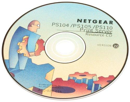 NETGEAR PS105 Print Server Drivers for Windows 10