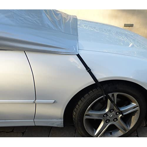 3-inch Black Powder Coated Carbon Steel Nerf Bars Custom Fits Dodge RAM Quad Cab 2002-2008 Running Boards | Side Step | Side Rails 4X4TAG Premium Quality