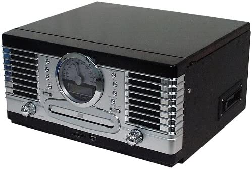 Roadstar HIF-9088TUMPN - Minicadena Hi-Fi con tocadiscos, CD y ...
