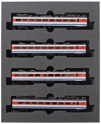 [해외] KATO N게이지 489 계시라야마 색증결 4 양세트 10-1203 철도 모형 전철