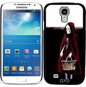Funda para Samsung Galaxy S4 Mini (GT-I9195) - Poca Sangre Caperucita Roja by zombierust