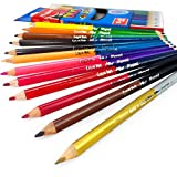 Best Royal-langnickel-pencils - Maped Duo Color'peps Colouring Pencils - Wallet of Review