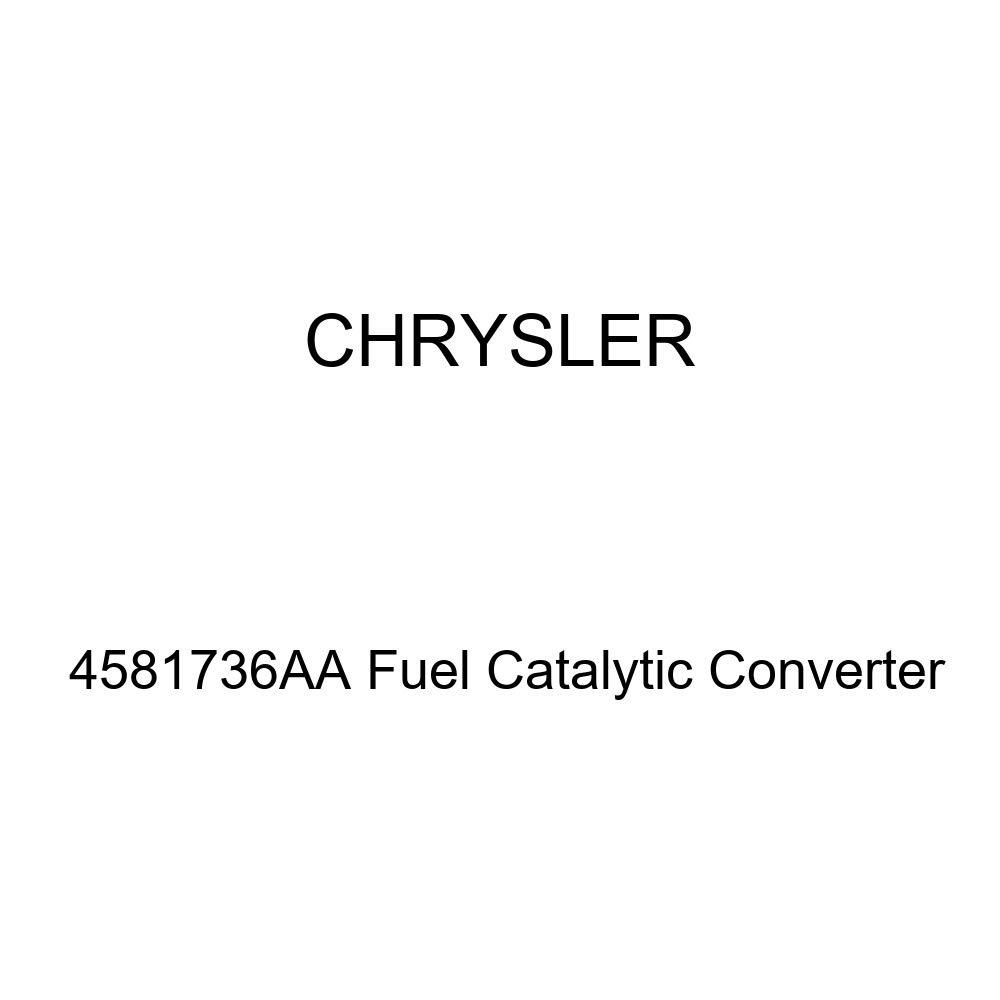 Genuine Chrysler 4581736AA Fuel Catalytic Converter