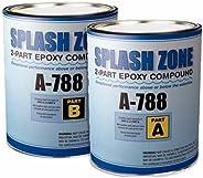 Pettit Paint Splash Zone A-788, Quart Kit