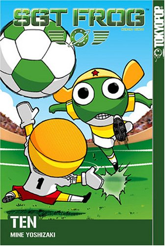 Sgt Frog Graphic Novel - Sgt. Frog, Vol. 10 (Sgt. Frog (Graphic Novels))