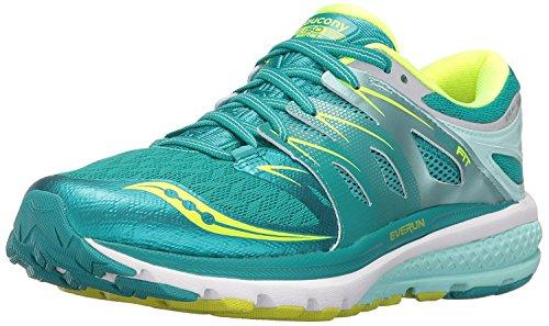 Saucony Womens Zealot Iso 2 running Shoe, T?/Cotone, 44.5 B(M) EU/10 B(M) UK