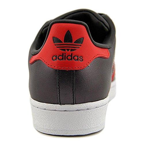 adidas Originals Mens Superstar Cblack,colred,colred
